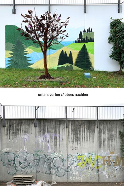 Skulpturen Boulevard - Kunstprojekt STREETart GALLERY