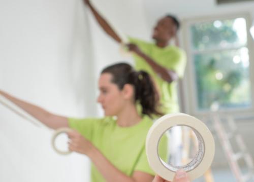 Deine Aufgaben als Maler- und Lackierer*in
