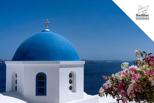 Holen Sie sich den Urlaub ins Haus-Serie – Teil 5: Unverkennbar: Griechenland!