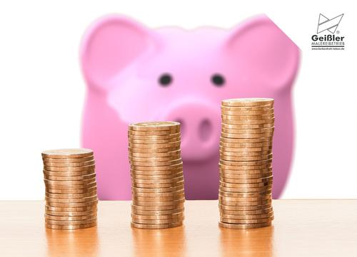Werte steigern, schöner wohnen und Steuern sparen